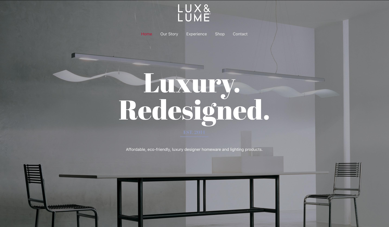 Lux & Lume